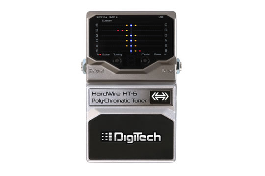 DigiTech HT-6 Poly Chromatic Tuner Pedal