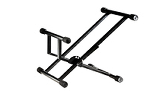 Yorkville IAS-5 Double Braced Low-Profile Amplifier Stand