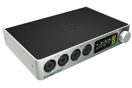 iConnectivity iConnectAUDIO4+ USB Audio MIDI Interface