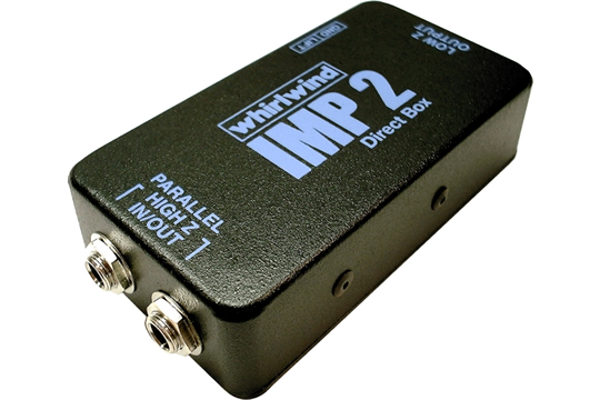 Whirlwind IMP-2 Passive Direct DI Box