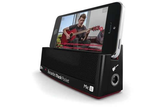 focusrite itrack pocket iphone guitar audio interface hr. Black Bedroom Furniture Sets. Home Design Ideas