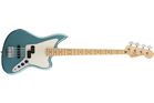 Fender Jaguar Player Series Maple Neck Bass Guitar (Tidepool)