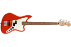 Fender Jaguar Player Series Pau Ferro Bass Guitar (Sonic Red)