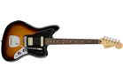 Fender Jaguar Player Solidbody Pau Ferro Electric Guitar (3TSB)