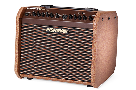 Fishman Loudbox Mini Charge Battery-Powered Acoustic Guitar Amp