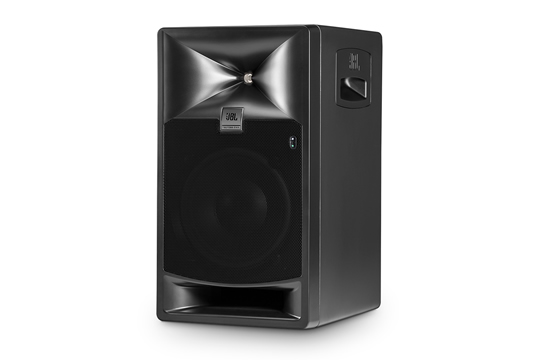 JBL 705P Bi-Amped Master Reference Studio Monitor 5-Inch