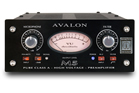 Avalon M5 Pure Class A Microphone Preamplifier BLACK RED