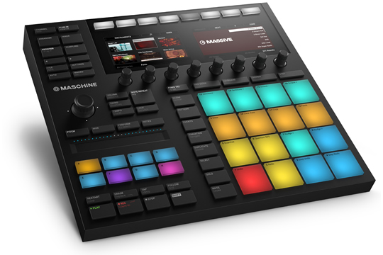 Native Instruments MASCHINE MK3 Software Groove Box