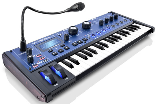 Novation MiniNova 37-Key Performance Synthesizer