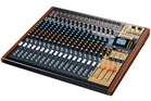 TASCAM MODEL 24 Hybrid Mixer Recorder Audio Interface