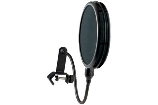 Yorkville MWS-206DLX Dual 6-Inch Mic Pop Filter