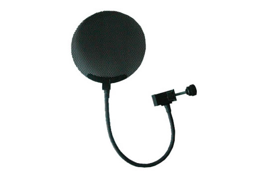 Yorkville MWS-55 Studio Mic Metal Grille Pop Filter