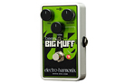 Electro-Harmonix Nano Bass Big Muff Distortion/Sustainer Effects Pedal