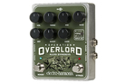 Electro-Harmonix Operation Overlord Overdrive Effects Pedal