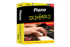 eMedia Piano for Dummies DELUXE Instructional Tutorial 2-Disc CDROM
