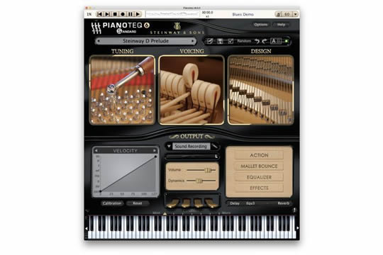Modartt Pianoteq 6 STANDARD Piano Modelling Instrument (DOWNLOAD)