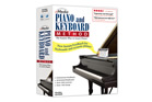 eMedia Piano and Keyboard Method Vol. 1 Beginner Tutorial Software