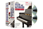 eMedia Piano Keyboard Method Deluxe Instructional Software Bundle