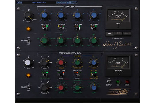 Boz Digital +10dB Bundle Plugin (DOWNLOAD)
