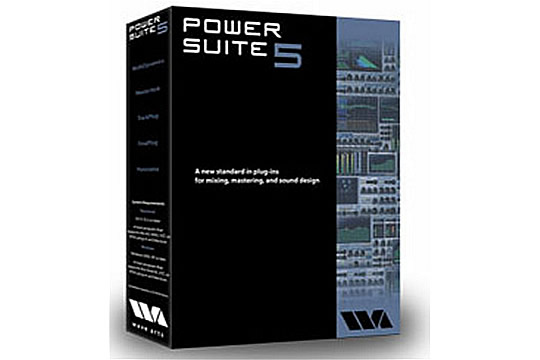 Wave Arts Power Suite 5 Mixing Mastering Software