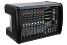 Mackie PPM608 8-Channel 1000W Powered Mixer