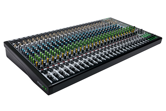 Mackie ProFX22v3 22-Channel USB Mixer