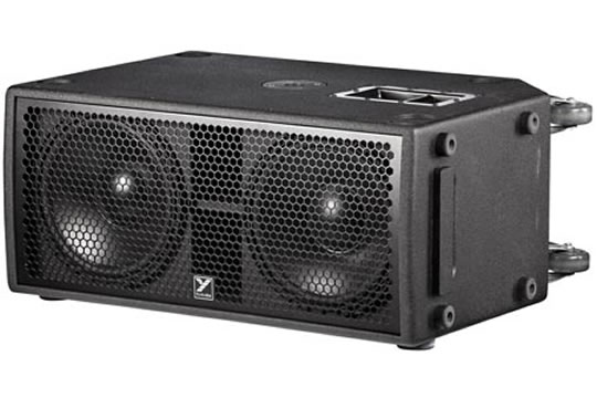 Yorkville PSA1S 1400W Powered Array PA Subwoofer
