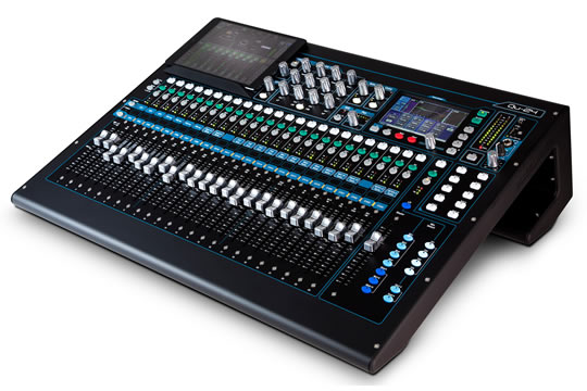 Allen & Heath QU-24C 24-Channel Digital Mixer