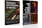 Secrets of the Pros Recording Bundle Tutorial DVDs