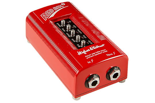 Hughes and Kettner Red Box 5 Industry Standard DI Box