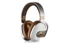 Blue Satellite Wireless Bluetooth Headphones (White)
