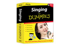 eMedia Singing for Dummies Lessons Instructional Tutorial CDROM