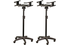 Yorkville SKS-500B Adjustable Studio Monitor Stands