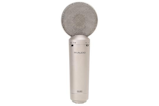m audio solaris large capsule multi pattern condenser microphone hr. Black Bedroom Furniture Sets. Home Design Ideas