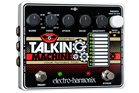 Electro-Harmonix Stereo Talking Machine Effects Pedal