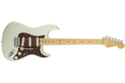 Fender American Elite Stratocaster Electric Guitar (Pearl)