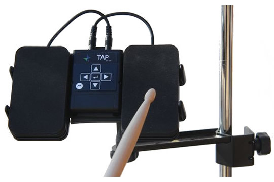 AirTurn TAP Bluetooth Page Turner for Drummers