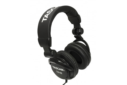 TASCAM TH-02 Multi Use Studio Headphones