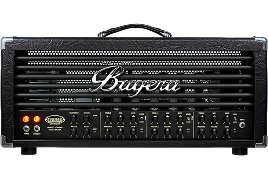 Bugera TRIREC INFINIUM 100-Watt 3CH Tube Guitar Amplifier Head