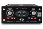 Avalon U5 Class A Instrument DI Box-Preamplifier BLACK RED