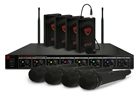 Nady U-81 Octavo 8 Channel UHF Wireless Microphone System