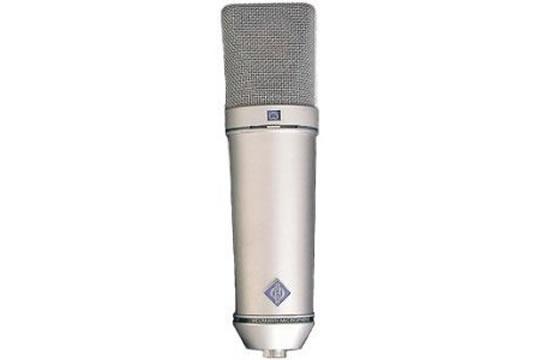 neumann u87 ai condenser microphone hr. Black Bedroom Furniture Sets. Home Design Ideas