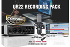 Steinberg UR22 MKII Recording Pack Bundle