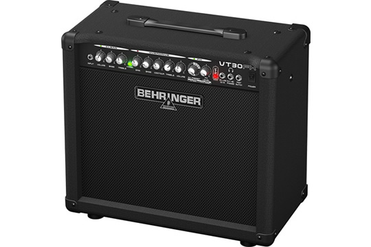 behringer vt30fx virtube 30 watt guitar amplifier hr. Black Bedroom Furniture Sets. Home Design Ideas