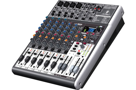 behringer xenyx x1204usb mixer usb audio interface hr. Black Bedroom Furniture Sets. Home Design Ideas